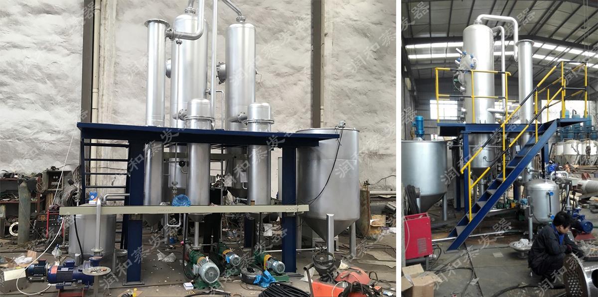 强制循环结晶蒸发器